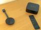 Google Chromecast Ultra och Apple TV 4 gen