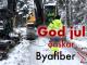 Byafiber - Julkort 2017