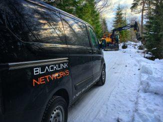 Blacklink och Miljöschakt letar stopp på samförlagd sträcka
